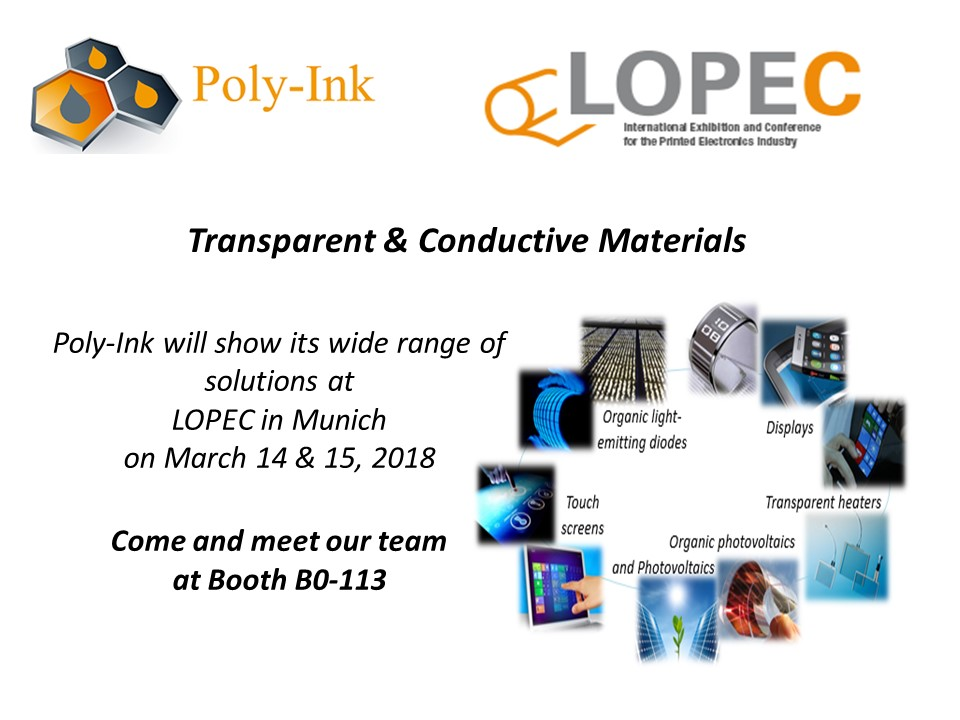 Poly-Ink LOPEC Munich V2
